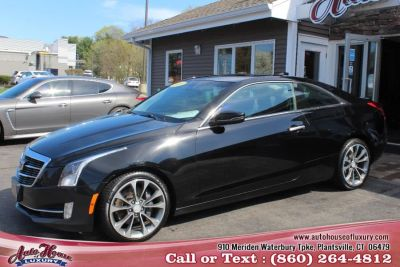 2016 Cadillac ATS Coupe 2dr Cpe 2.0L Luxury Collection (Black Raven)