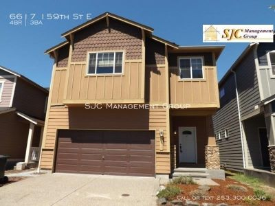 We have a great home for you in Puyallup, this is in south hill,
