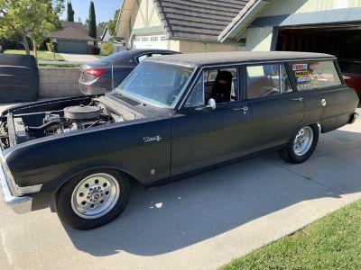 1964 custom wagon