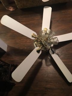 Fan I have 5 available