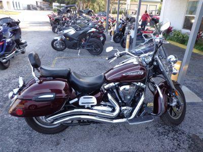 2011 Yamaha Road Star Silverado S Touring Sarasota, FL
