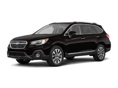 2018 Subaru Outback 3.6R Touring with Starlink (Crystal Black Silica)