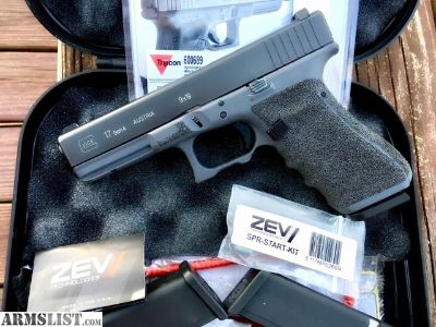 For Sale/Trade: Glock 17 Gen 4 Lipsey's