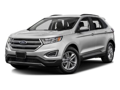 2016 Ford Edge SEL (Oxford White)