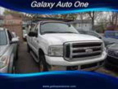 2007 Ford F-250 Super Duty XL XL 4dr Crew Cab 6.0L Turbo Diesel V8 OHV 32V
