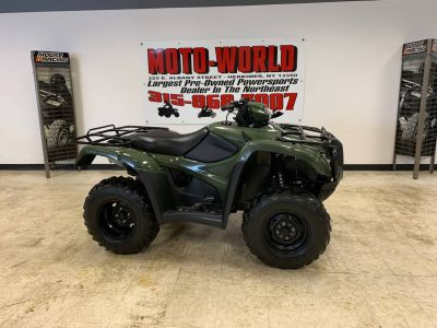 2013 Honda FourTrax Foreman 4x4 ES Utility ATVs Herkimer, NY