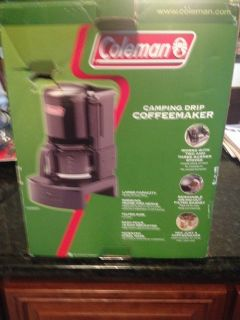 Coleman camping drip coffeepot 10 cup