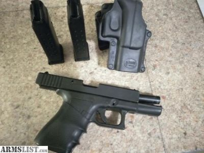 For Sale: Glock 19 Gen 2