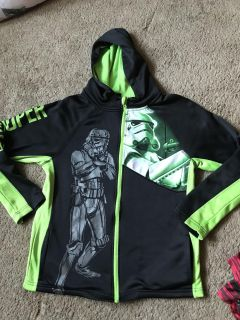 Youth Large Star Wars jacket