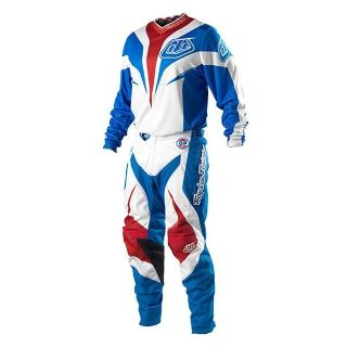 Buy Troy Lee Designs 2013 GP Mirage Jersey and Pants Combo - Blue - CLOSEOUT ITEM motorcycle in Simi Valley, California, US, for US $99.99