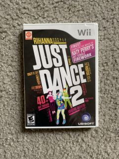 Just Dance 2. Brand New Sealed