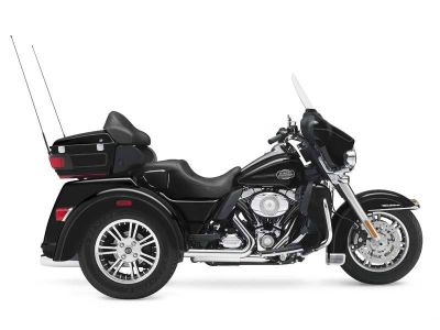 2011 Harley-Davidson Tri Glide Ultra Classic Trikes Bristol, VA