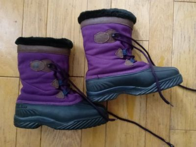 Big Girl/Lady's LaCrosse Snow Boots Size 7