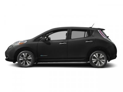 2016 Nissan LEAF SL (Super Black)