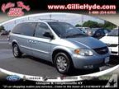 2004 Chrysler Town and Country Mini Van Limited