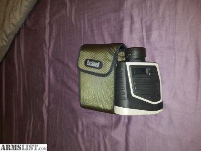 For Sale/Trade: Bushnell Elite Rangefinder