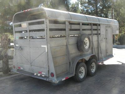 Horse/Stock Trailer