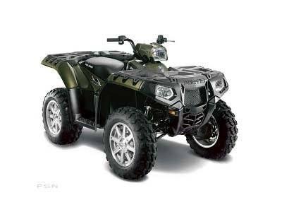 2010 Polaris Sportsman 550 EPS Utility ATVs Kansas City, KS