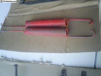 Type 3 OG Red hood springs