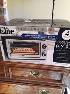 NEW Toaster oven Broiler