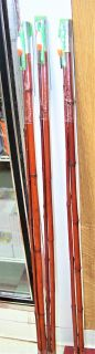 Bamboo Fishing Poles--New