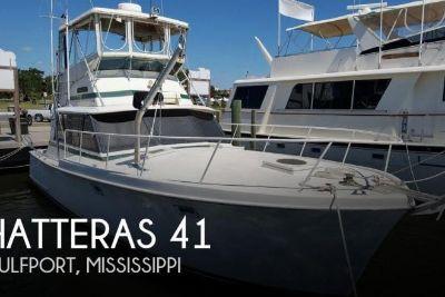 1969 Hatteras 41 Sportfish
