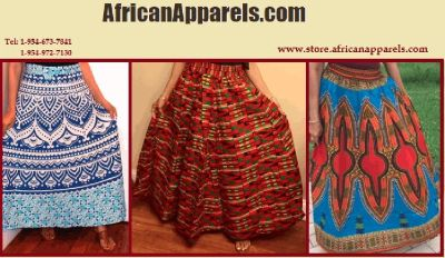 Are You Willing To Buy African Wrap Skirt?