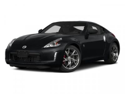 2015 Nissan 370Z Base (Gun Metallic)