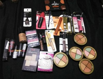 All NEW makeup being sold as a bundle