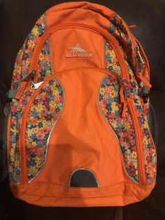BackPack. Slightly used but great condition.