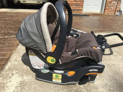 Chico baby car seat/stroller