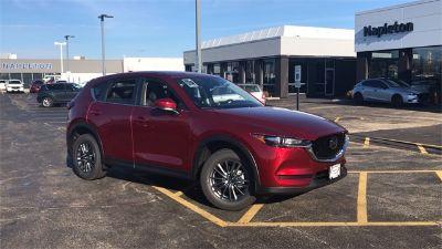 2019 Mazda CX-5 Touring (Soul Red Crystal Metallic)