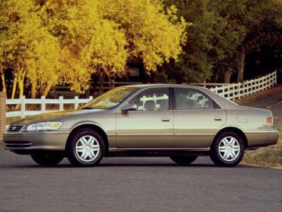 2000 Toyota Camry LE V6 (Graphite Gray Pearl)