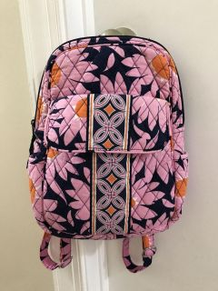 Vera Bradley Small Backpack in Loves Me pattern (excellent condition!)
