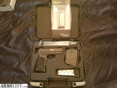 For Sale/Trade: Sig Sauer P290RS 9mm + 3 mags