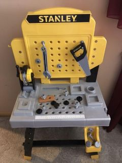 Toy Stanley Tool Bench