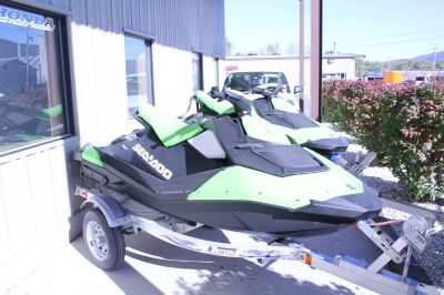 2017 Sea-Doo SPARK 2up 900 H.O. ACE iBR & Convenience Package Plus 2 Person Watercraft Adams, MA