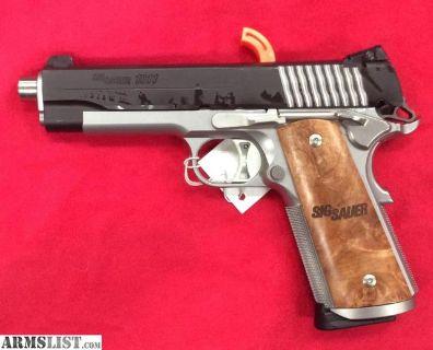 For Sale: Sig Sauer 1911STX 45acp