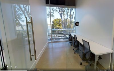 * Menlo Park Window Office For 2 People For Rent *