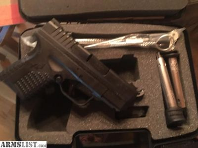 For Sale: Springfield xds 45 extras