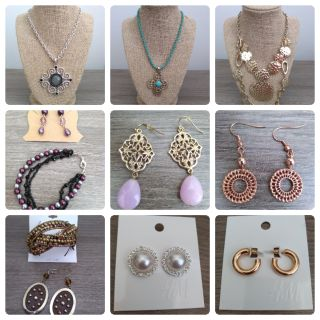 Fashion Jewelry Lot ($20 for everything)