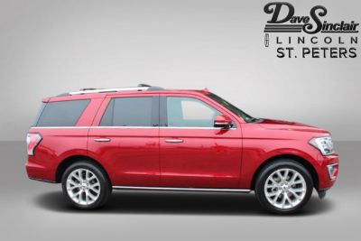 2018 Ford Expedition (Ruby Red Metallic Tinted Clearcoat - Red)