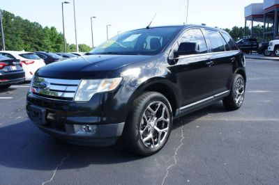 2008 Ford Edge Limited (BLK)