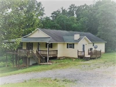 4 Bed 2 Bath Foreclosure Property in Parrottsville, TN 37843 - Allen Chapel Rd