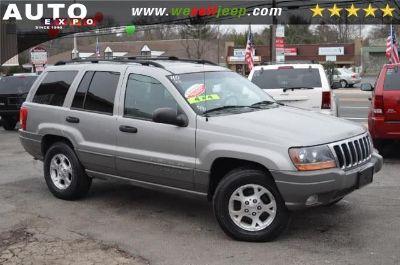 2000 Jeep Grand Cherokee Laredo (Champagne Pearl)