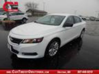 used 2017 Chevrolet Impala for sale.