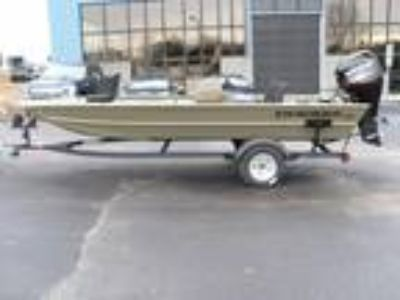2019 Tracker GRIZZLY 1754 SC