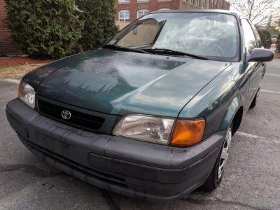 1996 Toyota Tercel DX (Green)
