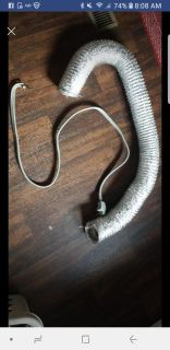 8 ft dryer duct and dryer cord