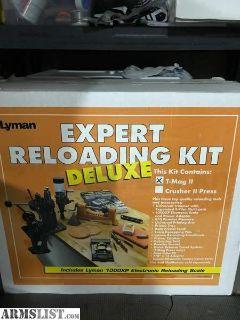 For Sale: Lyman